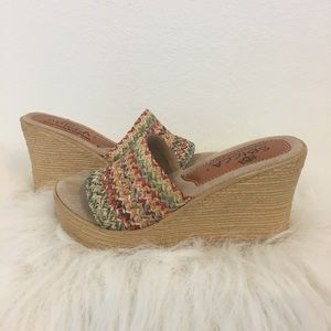 Sbicca Wedge Heels